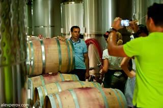 Creatorul vinului EtCetera, Alexandru Luchianov