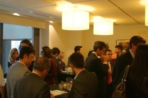 Degustare de vinuri din Moldova, Comitetul Rregiunilor, 18 septembrie