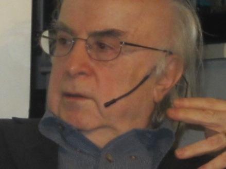 """Scriitorul american de origine romana Norman Manea, ultimul roman """"Vizuina"""" (Polirom)"""